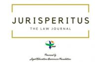 Jurisperitus: The Law Journal