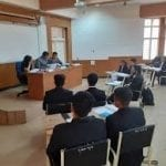 5th NLIU Justice R.K. Tankha Memorial International Moot Court Competition