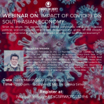 Webinar on Impact of COVID-19 on the South Asian Economyby Students For Liberty