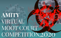 1st Amity Virtual Moot Court Competition 2020