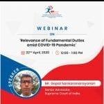 webinar on fundamental duties