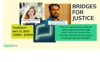 Agami webinar Bridges for Justice