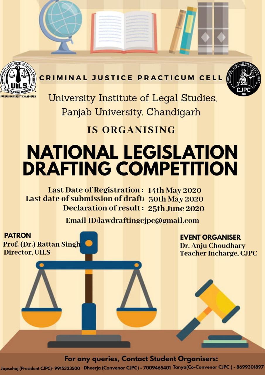 UILS Legislation Drafting Competition