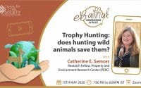 webinar on trophy hunting