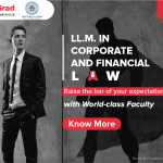 upgrad LL.M. Corporate Financial Law benefits