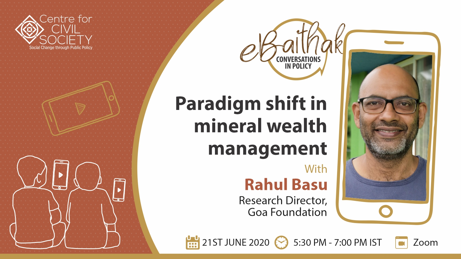 Webinar on A Paradigm Shift in Mineral Wealth Management by CCS