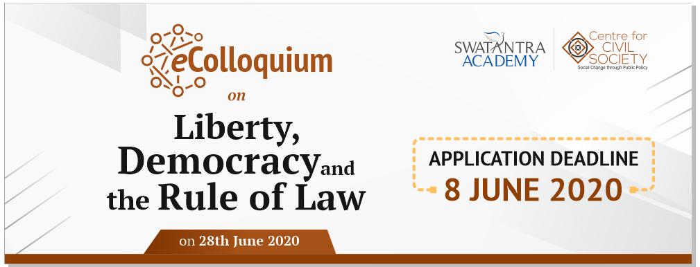 eColloquium Rule of Law