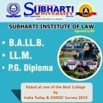 Subharti Law College