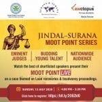 Jindal-Surana Moot Point Live