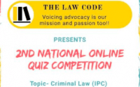 The Law Code Quiz