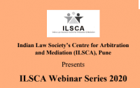 ILS Centre for Arbitration Webinar on Mediation