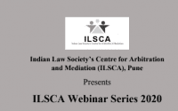 ILS Centre for Arbitration Webinar on Arbitration