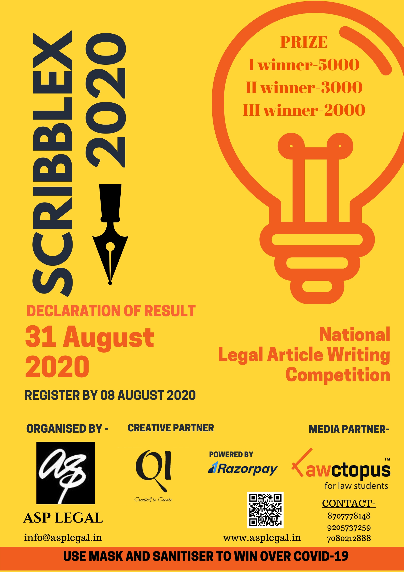 ASP Legal Article Writing Competition