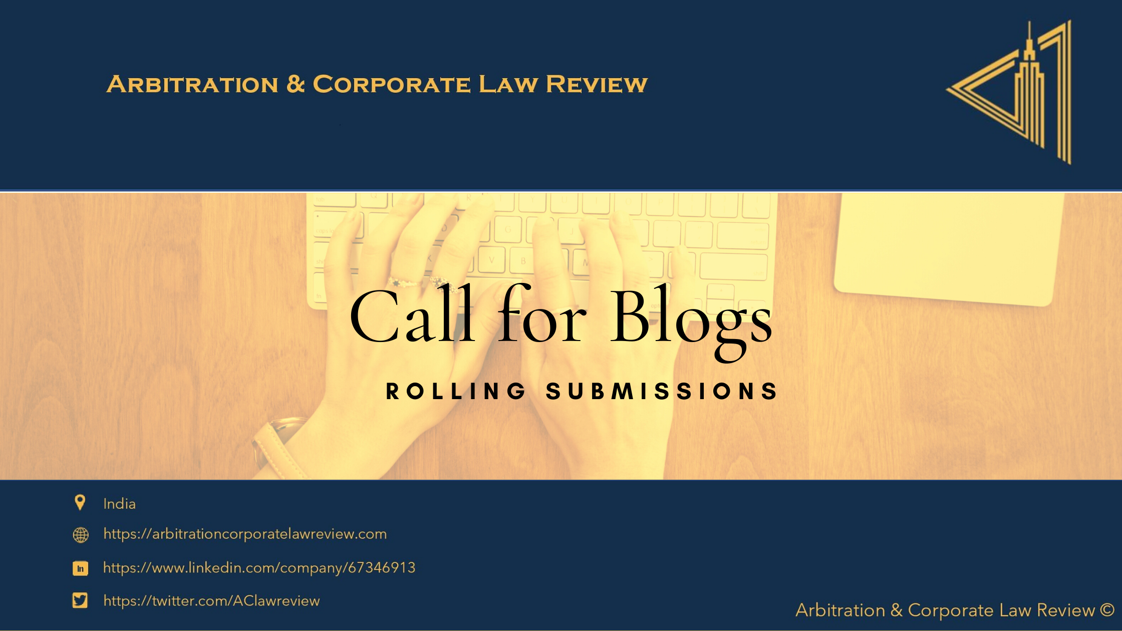Arbitration & Corporate Law Review