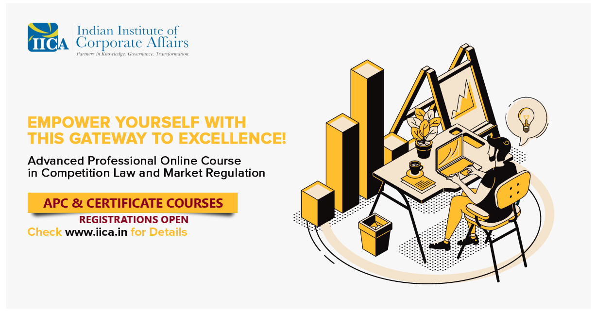 IICA's Online Advanced Course in Competition Law and Market Regulations
