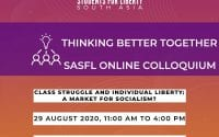 SASFL's Online Colloquium on Class Struggle and Individual Liberty