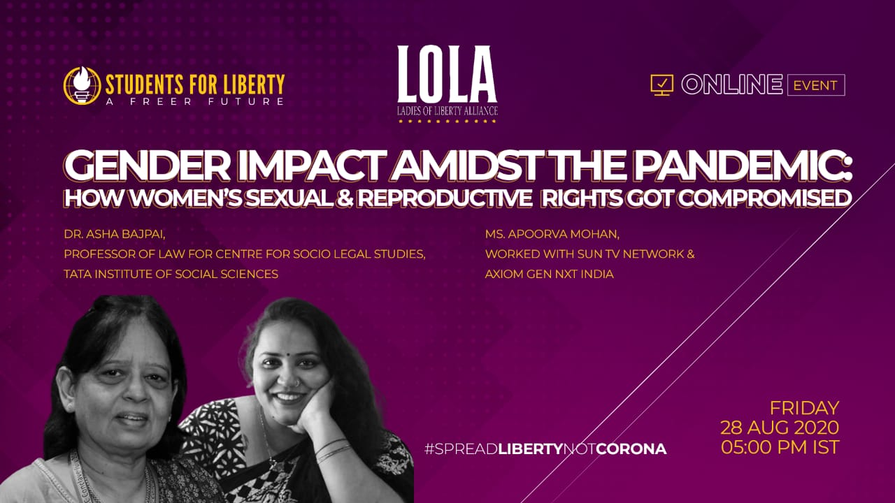 SASFL and LOLA's Webinar on Gender Impact Amidst the Pandemic