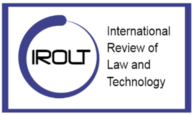 International Review of Law and Technology