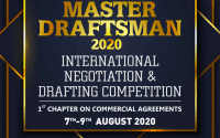 1st Chapter of International Drafting Competition by Indore Institute of Law