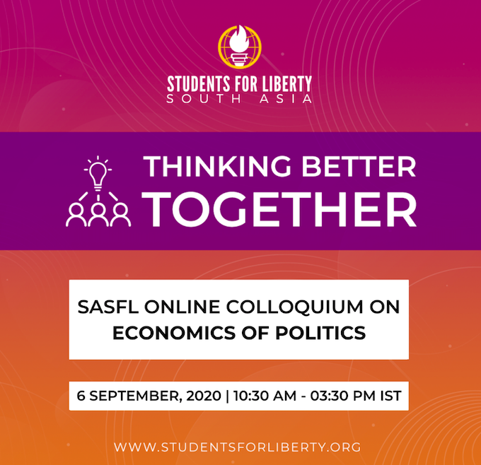 SASFL's Online Colloquium on Economics and Politics