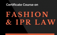 Online Certificate Course on Fashion Law