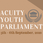 Acuity Youth Parliament