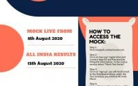 all india mock test clat