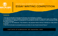 South Asia Students For Liberty's Essay Writing Competition