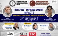 HNLU online session flyer