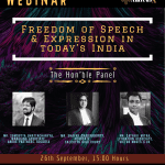 AmicusX's Webinar on Freedom of Speech and Expression in today's India