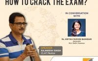 IFIM Law School's Webinar on CLAT 2020: How to Crack the Exam