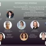 Commonwealth Lawyers Association & Youth Bar Association of India's Post-COVID Mediation