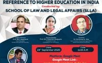 Webinar on New Education Policy 2020 by Noida International University