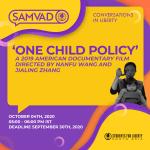 SASFL's Samvad on One-Child Nation