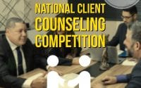 Lex Macula's 1st Client Counselling Competition