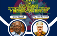 Law Joint's Webinar on Narcotics Control Bureau and NDPS Act
