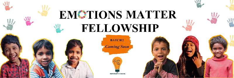 Emotions Matter Fellowship by Light Up [Emotions Matter Foundation, 2020-21]