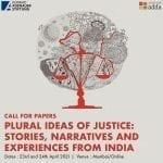 Justice Adda workshop on ideas of justice