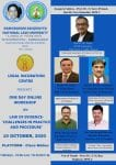 DSNLU Workshop flyer