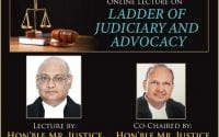 Ranka Public Charitable Trust's Lecture Series on Ladder of Judiciary and Advocacy
