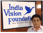India Vision foundation internship delhi