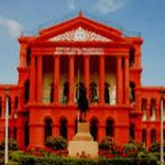 Karnataka HC law clerk cum assistant job post