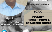 Think India RGNUL Discussion on Poverty, Prostitution & Organized Crimes