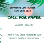 Burnished Law Journal
