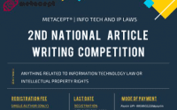 2nd National Article Writing Competition by Metacept