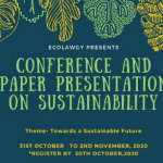 Ecolawgy's Conference and Panel Discussion Towards a Sustainable Future
