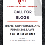 The Commercial and Financial Law Reporter Blog