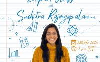 SASFL Expert Class with Suchitra Rajagopalan