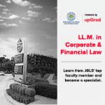upGrad Jindal Global Law School LLM in Corporate & Financial Law