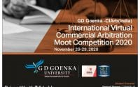 GD Goenka - CIArb International Virtual Commercial Arbitration Competition